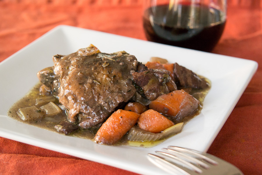 Coq Au Vin – A French Classic Without All The Fuss
