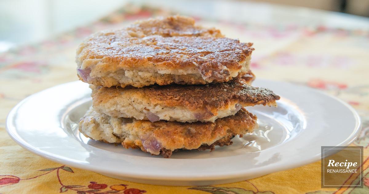 Mashed potato pancakes recipe renaissance forumfinder Image collections