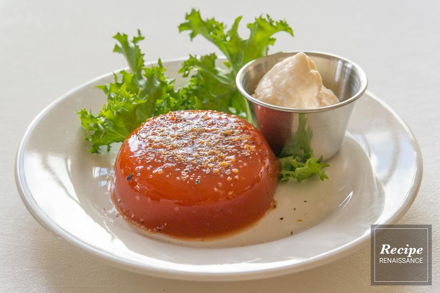 Tomato Aspic
