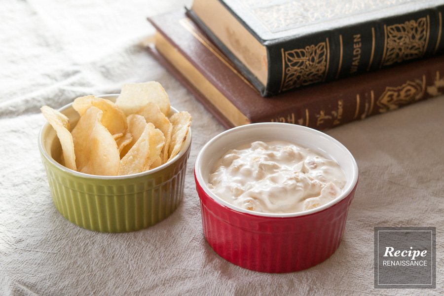 Onion Sour Cream Dip