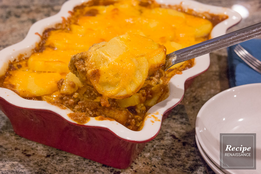 Tamale Pie — Quick & Easy